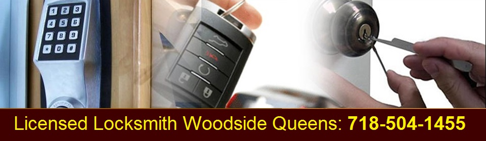 Licensed Locksmith Woodside Queens on Queens Blvd Woodside NY 11377